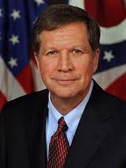 Ohio Gov. John Kasich