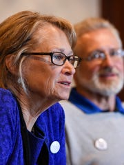 Patty and Jerry Wetterling spoke for the first time