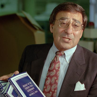 Leon Panetta in 1994.