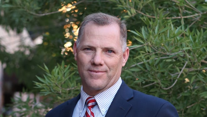 District 8 candidate Robert Cormell