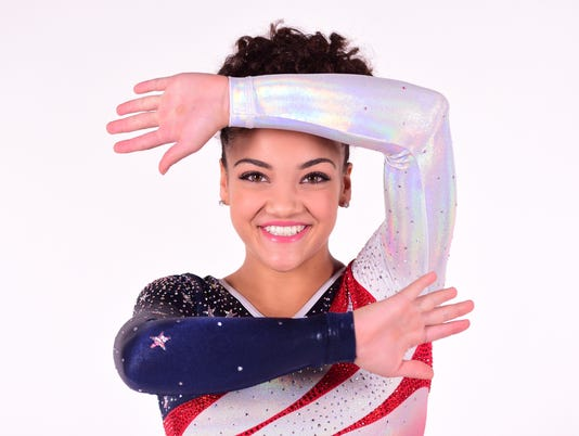 Laurie Hernandez Photo Shoot