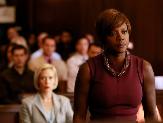 Viola Davis in 'How to Get Away With Murder.'