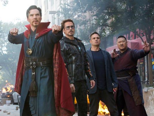Avengers Disney
