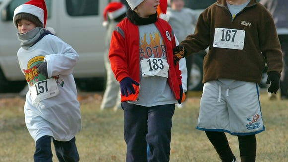 The Jingle Bell 5K and Brevard Reindeer Run are this