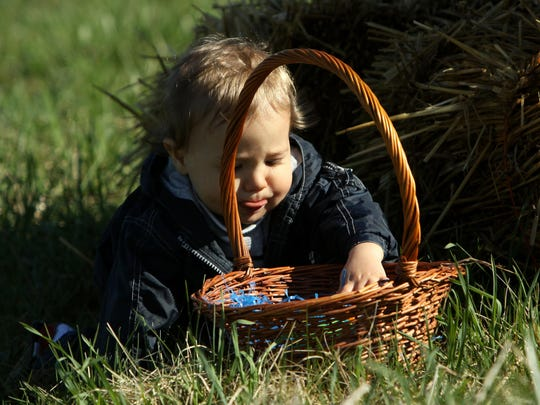 Easter at the Farm is April 13 at Rutledge-Wilson Farm Park. Admission is free; some activities have a small fee.