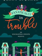 """Fanatically in Trouble"" by Jenny B. Jones"
