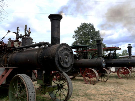 The Great Oregon Steam-up, July 30, 31, Aug. 6 and 7