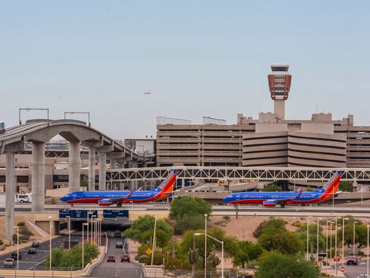 Sky Harbor flights canceled