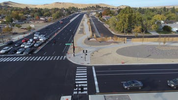 Rejoice: Pyramid and McCarran intersection construction is finally over