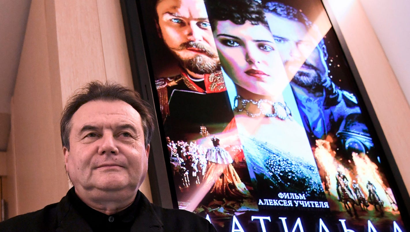 Film on last czar's affair sparks furious controversy in Russia