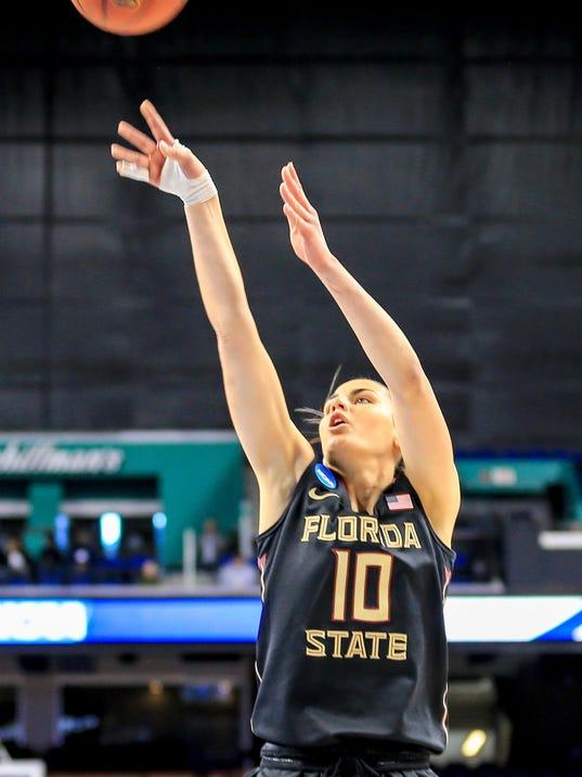 Internationoles: FSU Women's basketball players competing ...