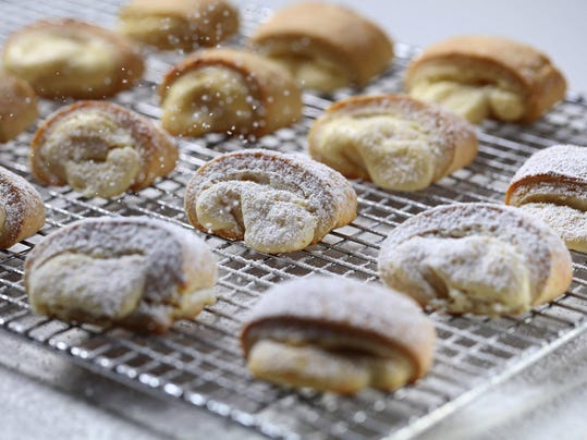 Hanukkah cheese-baked pastries celebrate the story of Judith
