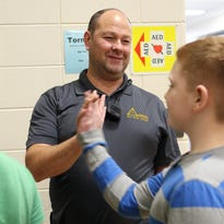 Big Bend Elementary custodian in running for janitor of the year award