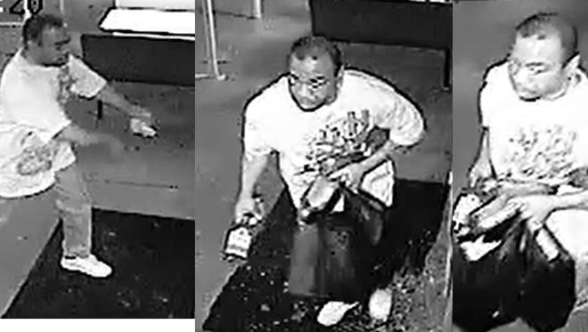 Avoyelles Parish Sheriff's Office is seeking this suspect in the burglary of two Fifth Ward businesses early Tuesday.