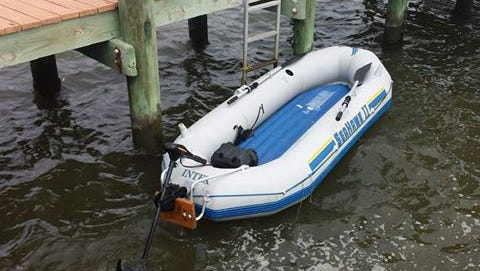 Boat found running near Ocean Pines on Tuesday, Aug. 7.