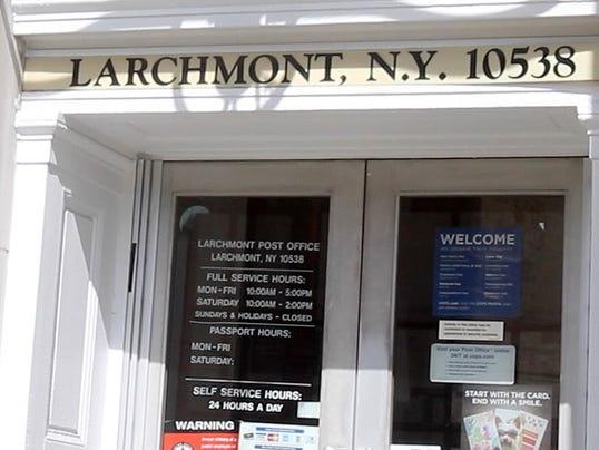 LARCHMONT MAIL PROBLEMS