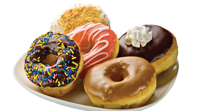 Bashas' Donut Flavor Craze Contest is asking people ages eight to 18 to create a new doughnut flavor.