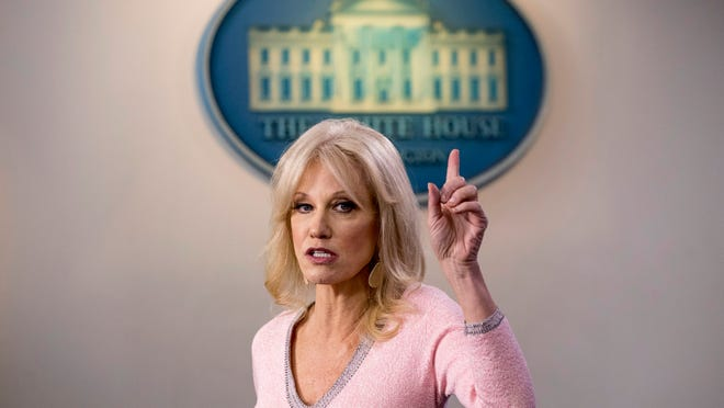 Kellyanne Conway, one of President Donald Trump's most influential and longest serving advisers, announced Sunday that she would be leaving the White House at the end of the month.