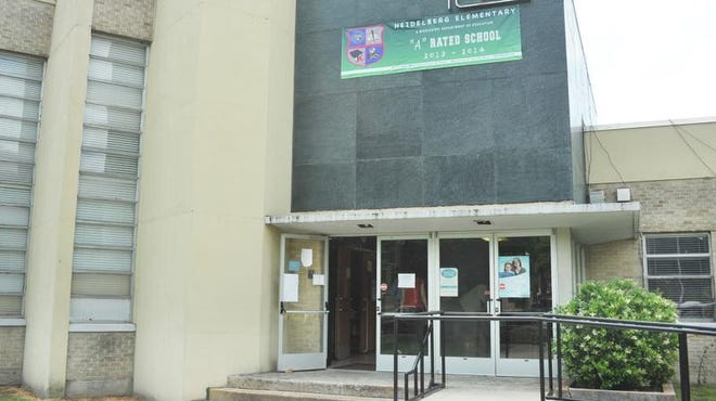 Heidelberg Elementary School is located in the Clarksdale Municipal School District.