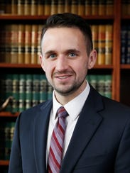 Attorney Andrew Heiting-Doane with the LaMarca Law