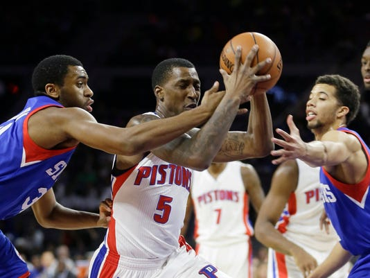Kentavious Caldwell-Pope, Hollis Thompson