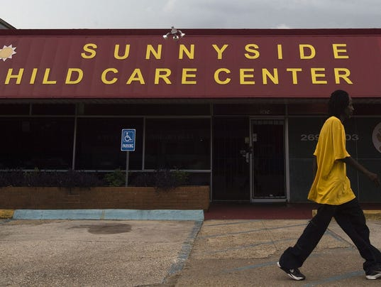 Sunny Side Child Care Building