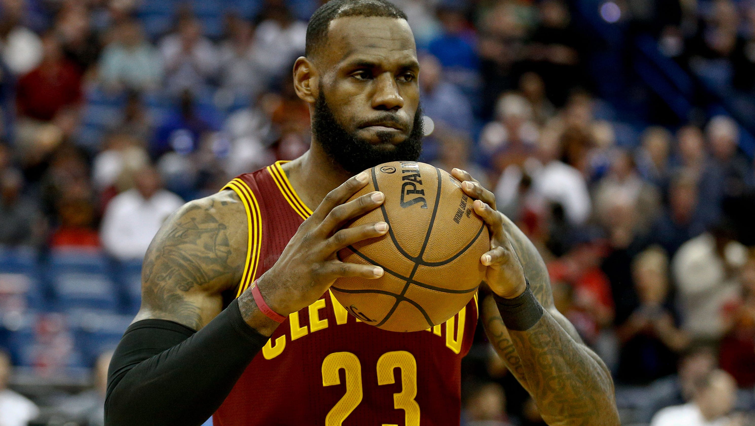 LeBron James fires back at Charles Barkley