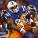 In surprise move, Colts cut last year's prized free agent Johnathan Hankins