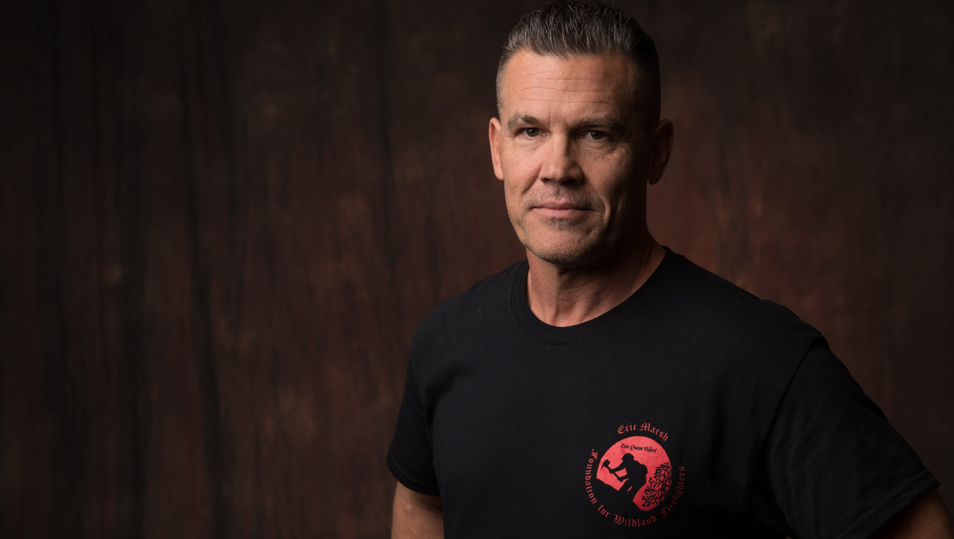 Josh Brolin brings heat as a heroic firefighter in ly the Brave