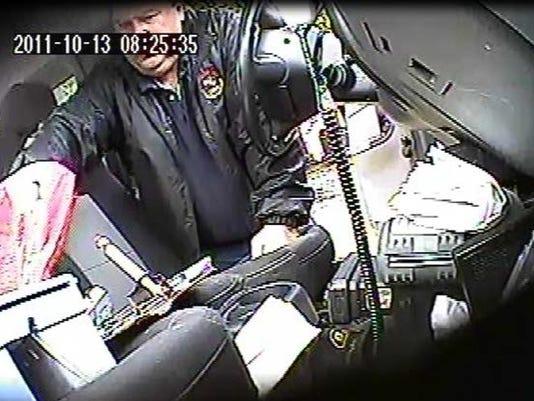 Parking Meter Thefts
