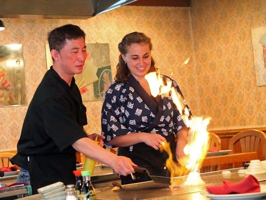 WIL 1110 AO Hibachi Chef
