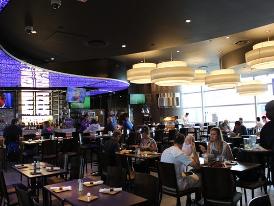 Italian Restaurant By Detroit Metro Airport