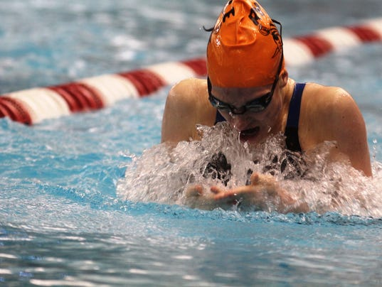 Ryle Makes It A Four Peat At Boone Swimming