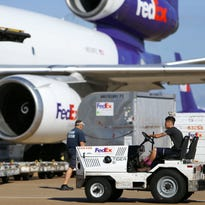 FedEx founder's son lands promotion, moves up corporate ladder at shipping giant