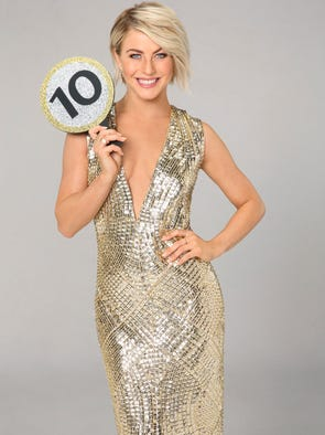 Julianne Hough is joining the show as a fourth judge, with Carrie Ann Inaba, Len Goodman and Bruno Tonioli.