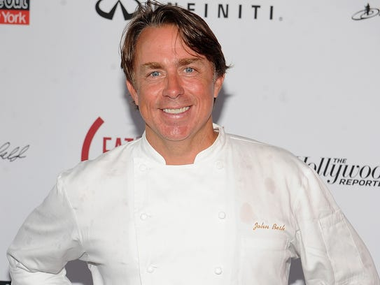 Chef John Besh attends the Supper to benefit the Global