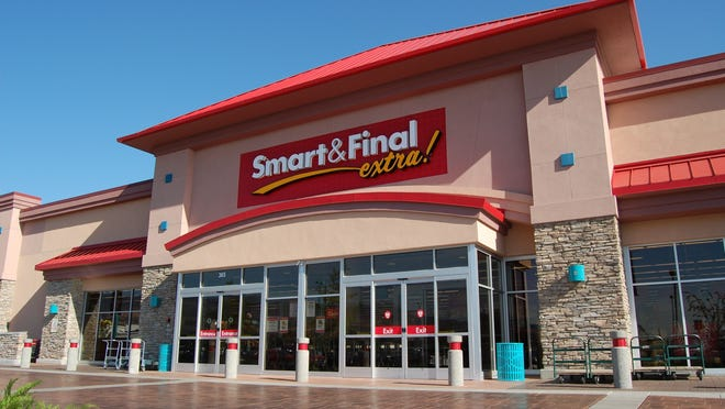 Smart & Final is embarking on a new brand campaign. Shown here is a store in Reno, Nevada.