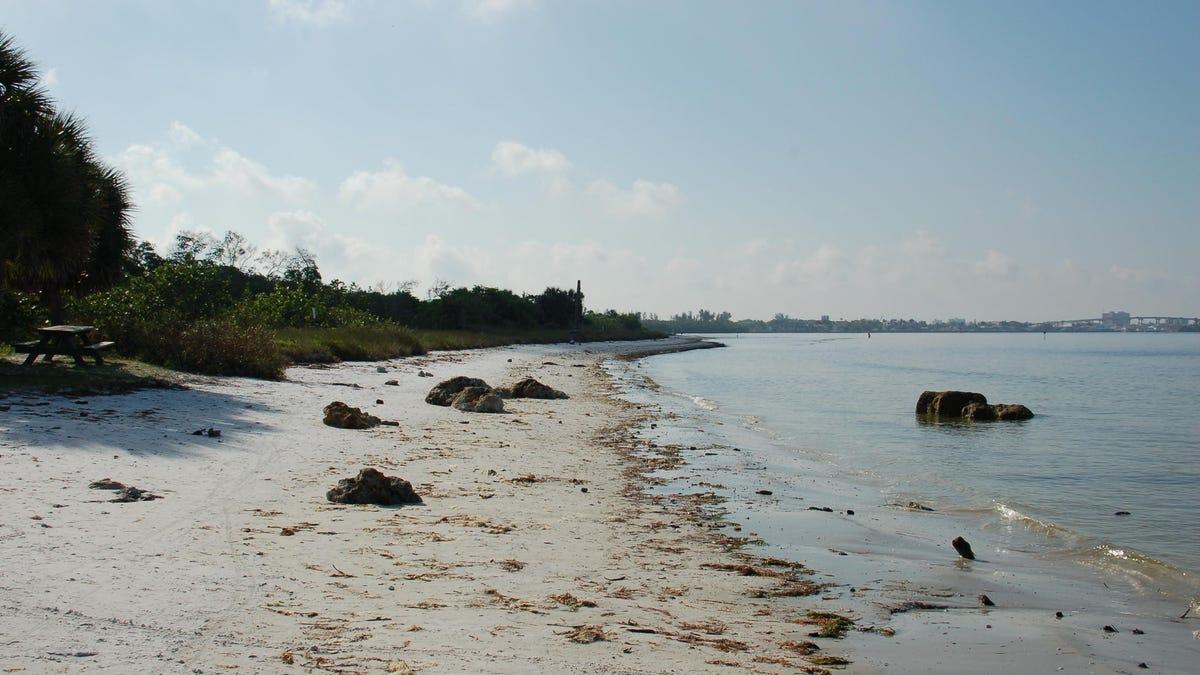 San Carlos Bay Bunche Beach Preserve
