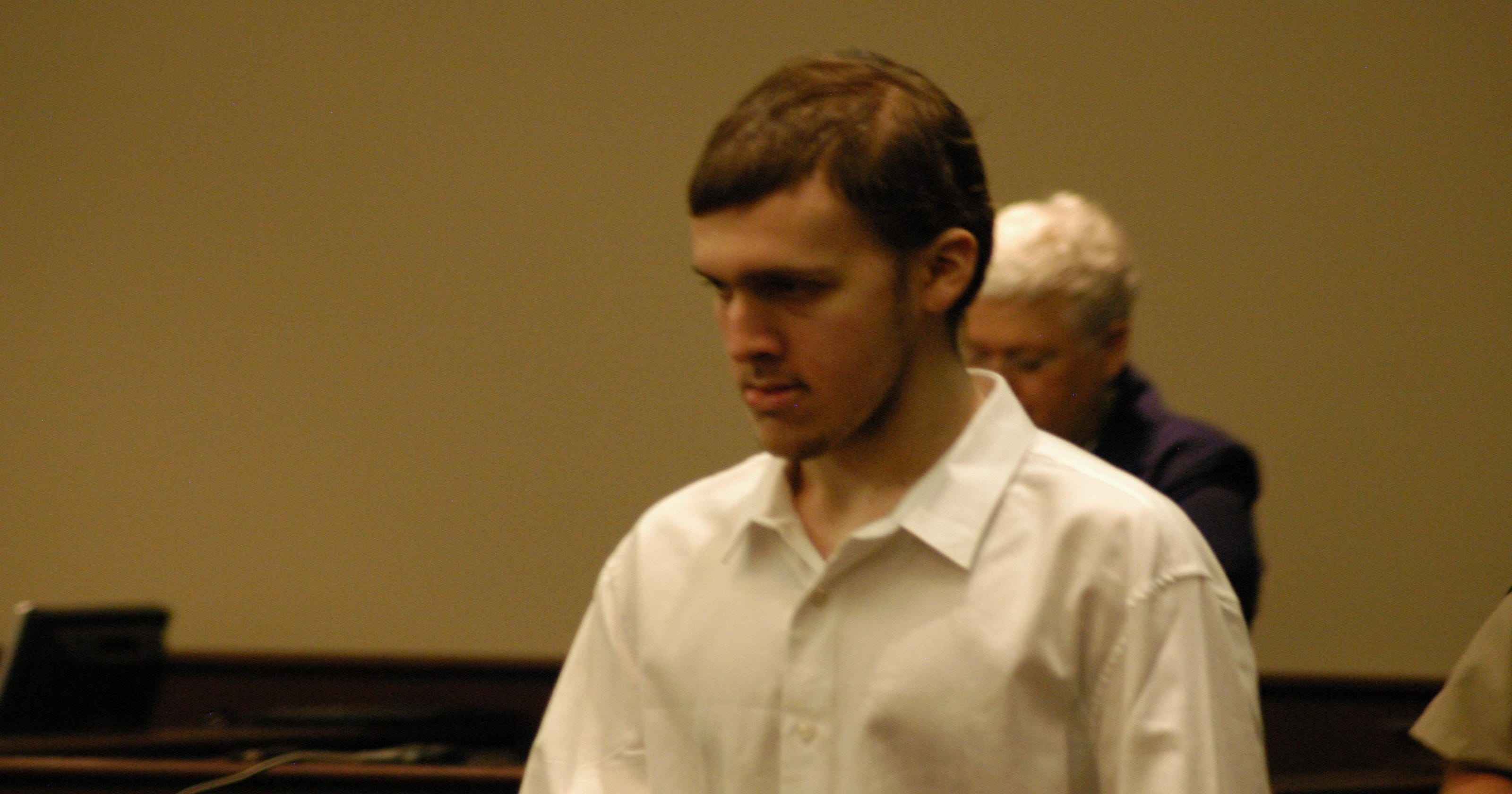 Zachary Davis gets 20 more years in bludgeoning death of mother