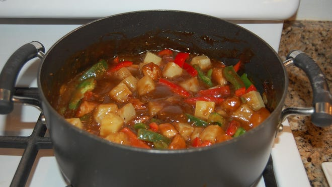 Dorie's Sweet and Sour Pork