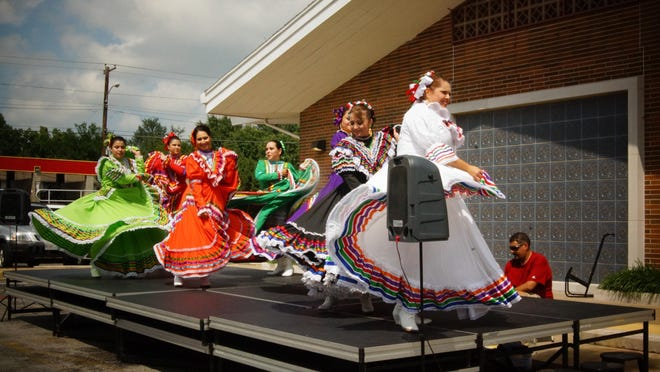 Folk dances and music, Mexican food and art and more will be included.