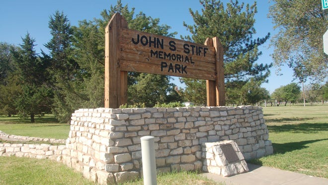 The city of Amarillo is considering pursuing a grant to aid in developing undeveloped portions of John Stiff Memorial Park.