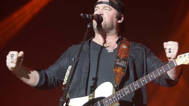 Runaway Country organizers estimated up to 45,000 fans attended to concert over the weekend to hear performers such as Friday night's headliner Lee Brice.