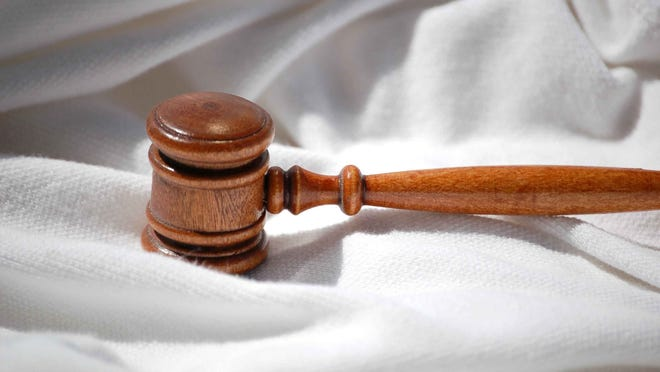 Gavel to illustrate a story about courts/judges