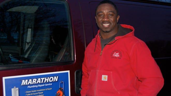 Carl Cooper is the owner of Marathon Plumbing Repair Service.