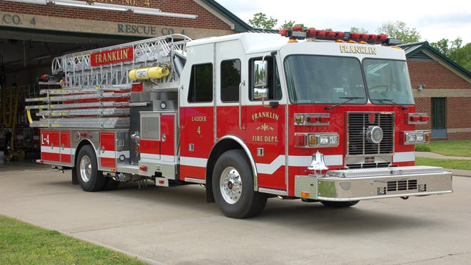 The Franklin Fire Department will fully construct Station No. 7, which should be complete within the year.