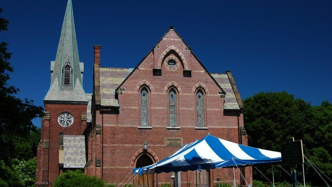 The Reformed Dutch Church of Beacon, at 1113 Wolcott Ave., is the oldest house of worship in the community.