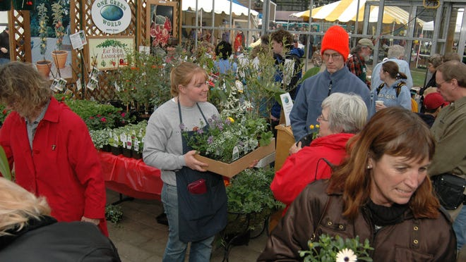 More than 45 local nurseries and garden art vendors will provide plants, tools and decor during April 11's GardenPalooza.