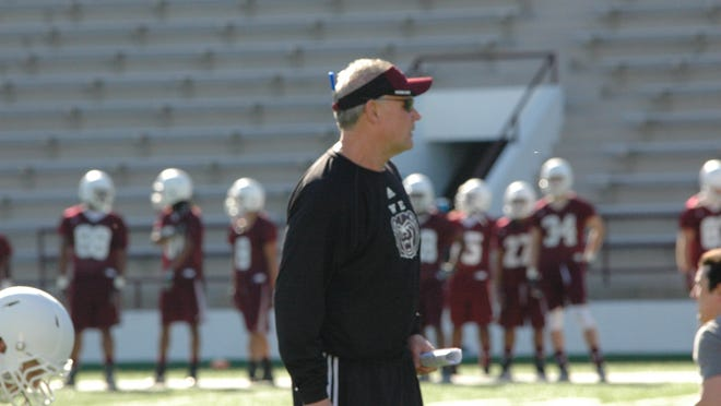 Missouri State football coach Dave Steckel said the failure of his team to do little things was a concern in Thursday's scrimmage.