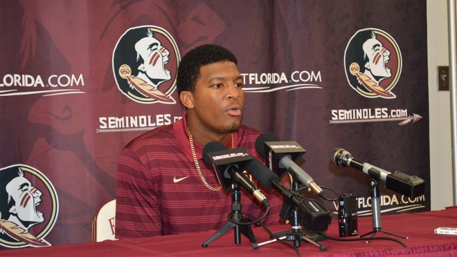 FSU star James Winston apologized at a press conference in September after he was suspended for the first half of the Clemson game for a sexually explicit rant in the student union. The punishment was later amended to include the entire game.